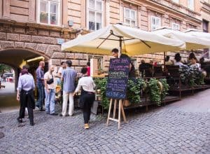 Zagreb Street Food is hot!