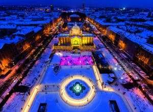 8 Locations worth visiting at Zagreb's Advent