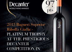 Record Slovenian harvest at the Decanter 2018: 3 Platinum and 4 Gold Awards